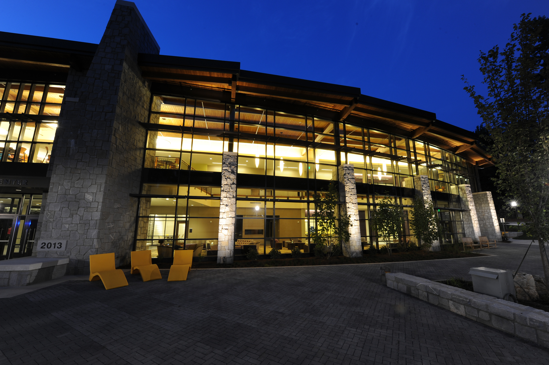 Oglethorpe Emerson Student Center Custom Entrance