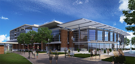 Sandy Springs City Center Custom Entrance Solutions Llc